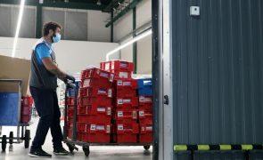 Tráfego de encomendas sobe 28,9% no 1.º semestre, maior aumento desde 2013 - Anacom
