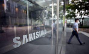 Grupo Samsung vai investir 175.000 ME nos próximos três anos