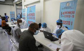 Covid-19: Angola quer atingir cobertura vacinal de 31% até final de setembro