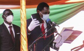 Novo Presidente da Zâmbia promete