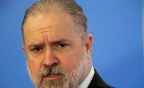 Brasil: Comissão aprova recondução de Augusto Aras no cargo de PGR