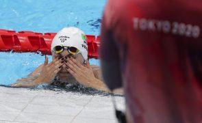Paralímpicos: Susana Veiga fora da final dos 50 metros livres S10