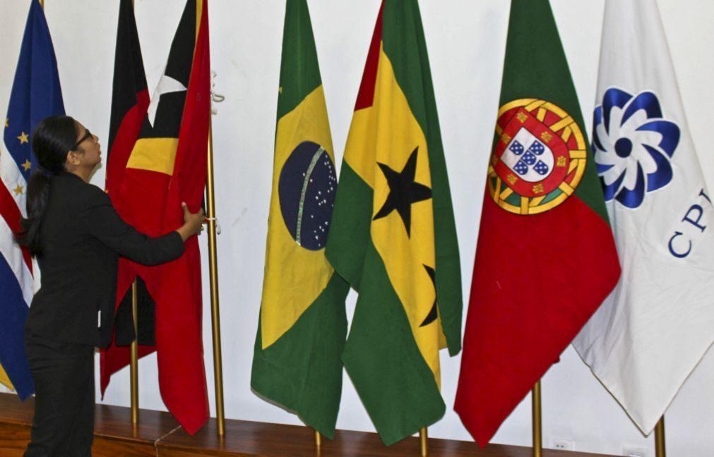 Chefes da diplomacia da CPLP discutem a implantação da agenda 2030 em Brasília