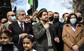 Afeganistão: Líder da resistência lamenta