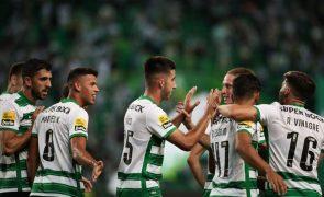 Sporting com deslocação a Famalicão, Benfica e FC Porto jogam em casa