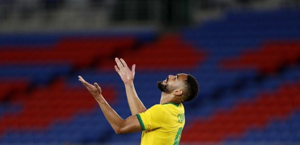 Atlético de Madrid anuncia contratação do brasileiro Matheus Cunha