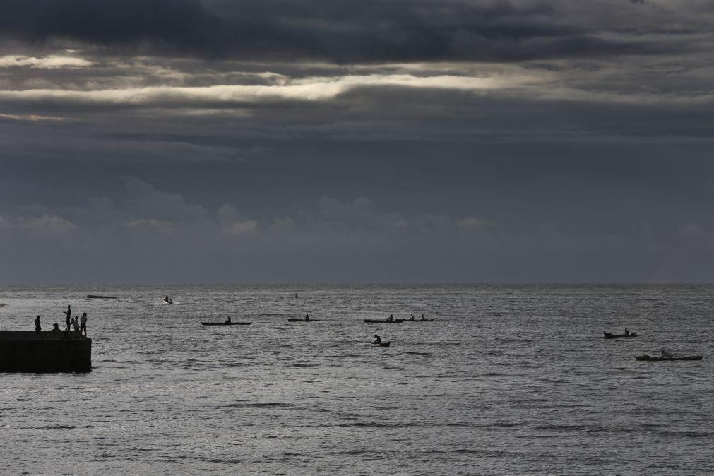 Capturadas 11 pirogas do Senegal na pesca ilegal nas águas da Guiné-Bissau