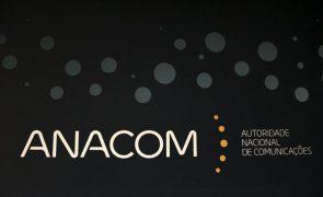 Preços das telecomunicações em Portugal sobem 1,9% entre janeiro e julho - Anacom