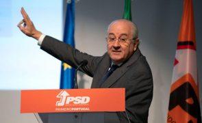 Autárquicas: Presidente do PSD rejeita ideia de