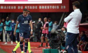 Paris Saint-Germain recusa proposta do Real Madrid por Kylian Mbappé