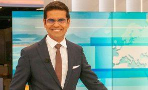 Jornalista da TVI descobre segredo de família sobre o pai
