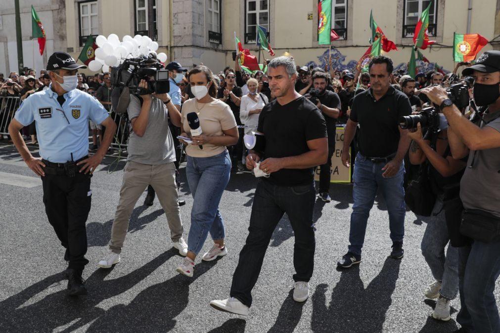 Juiz negacionista apresenta queixa na PGR contra Costa e Marcelo