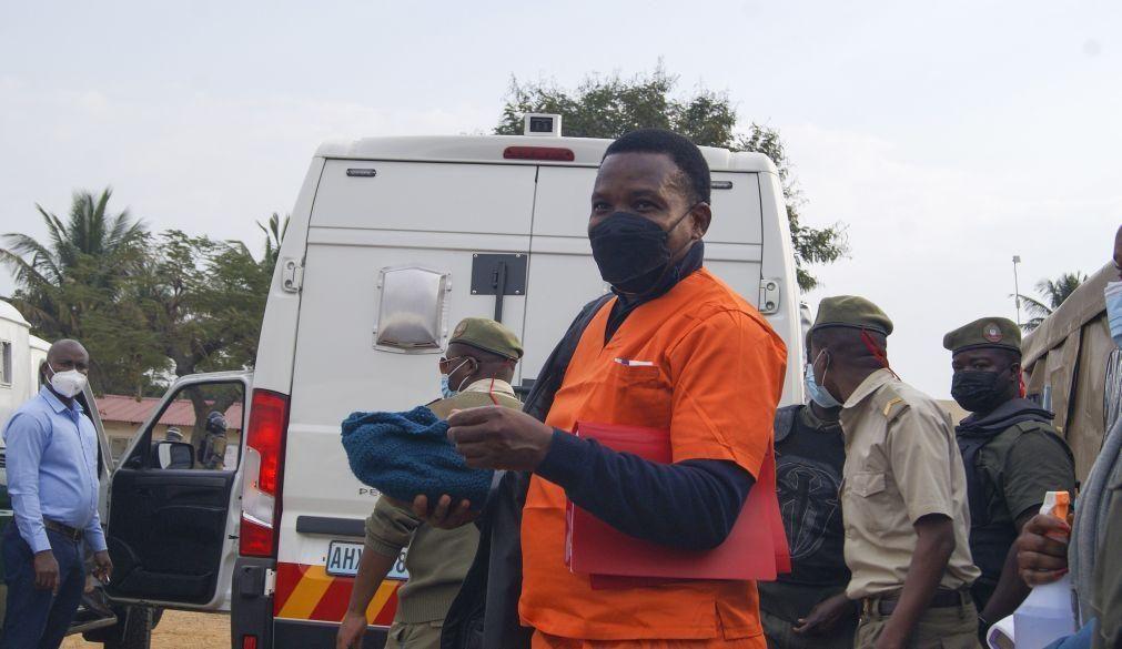 Moçambique/Dívidas: Arguido diz que Filipe Nyusi foi a favor de projeto que originou empréstimos