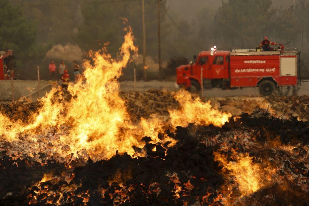 Incêndios: Presidente da Câmara de Alijó vai declarar Estado de Emergência