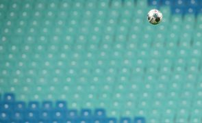 Santa Clara perde com Partizan e falha fase de grupos da Liga Conferência Europa