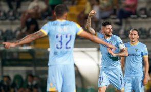 Estoril Praia tenta a liderança provisória da I Liga no arranque da quarta ronda