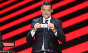 Liga Europa: SC Braga defronta Estrela Vermelha, Ludogorets e Midtjylland