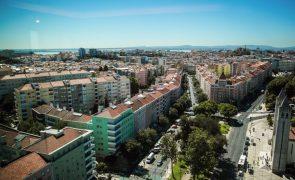 Avaliação bancária na habitação sobe 8,3% para 1.221 euros por m2 em julho