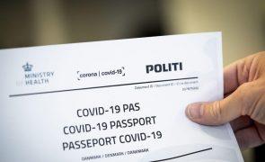 Covid-19: Dinamarca vai levantar restrições três semanas antes do previsto