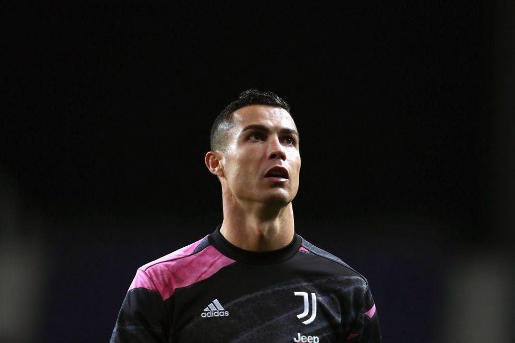 Treinador da Juventus confirma que Ronaldo quer sair