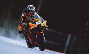 Miguel Oliveira 19.º no primeiro dia do Grande Prémio da Grã-Bretanha de MotoGP