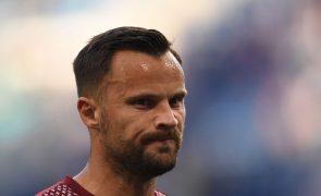 Mundial2022: Benfiquista Haris Seferovic nos convocados da Suíça