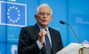 Nuclear: Borrell exorta Irão a retomar negociações o mais rápido possível