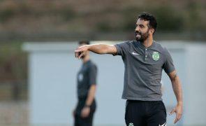 Rúben Amorim espera a permanência de todos os futebolistas do Sporting