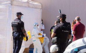 Covid-19: Espanha com 9.489 novos casos e 139 mortes