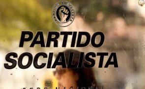 PS/Congresso: Socialistas mantêm linha estratégica à esquerda e lançam campanha autárquica