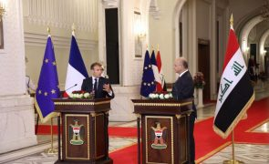 Presidente francês alerta que Estado Islâmico continua a ser uma ameaça