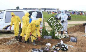 Covid-19: África com mais 759 mortes e 33.385 novos casos