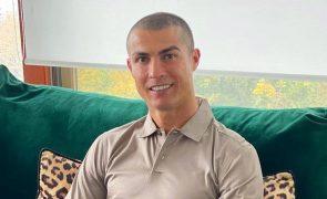 Família e famosos reagem ao regresso de Ronaldo ao Manchester