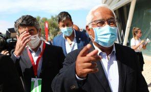 PS/Congresso: Costa reeleito secretário-geral com mais de 21 mil votos
