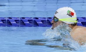 Paralímpicos: Portugal garante três diplomas com oitavos lugares na natação