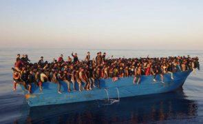 539 migrantes chegam a Lampedusa