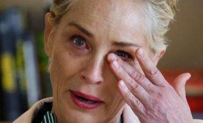 Sobrinho de Sharon Stone «com falência total de órgãos»