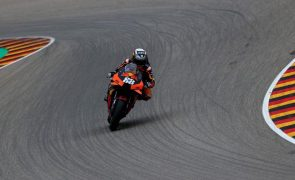 Miguel Oliveira larga de 20.º para o GP da Grã-Bretanha de MotoGP