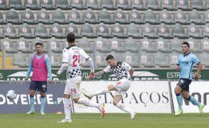 Vizela e Boavista empatam com golos marcados na segunda parte