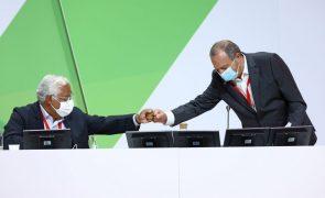 PS/Congresso: Carlos César anuncia que só a lista de Costa concorre à Comissão Nacional