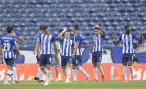FC Porto volta às vitórias na I Liga ao vencer na receção ao Arouca