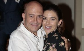 José Raposo faz declaração de amor a Sara Barradas