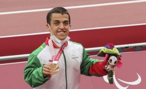 Paralímpicos: Miguel Monteiro conquista bronze no lançamento do peso F40