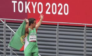 Paralímpicos: António Costa dá os parabéns a Miguel Monteiro pelo bronze no peso