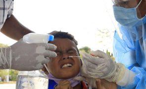 Covid-19: Timor-Leste regista mais três mortes, com 166 novos casos e mais hospitalizações