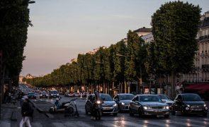 Paris arranca 2.ª feira com limite de 30km/hora na maioria das ruas
