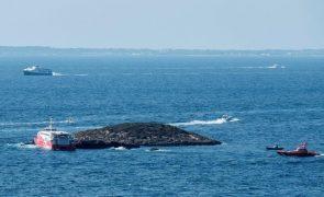 Dois feridos graves em acidente com 'ferry' junto a Ibiza