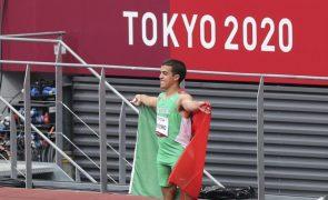 Paralímpicos: PR felicita Miguel Monteiro pelo bronze em nome dos portugueses