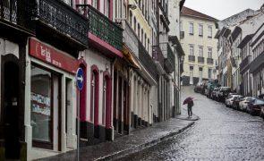 Proteção Civil lança aviso para precipitação forte nos Açores