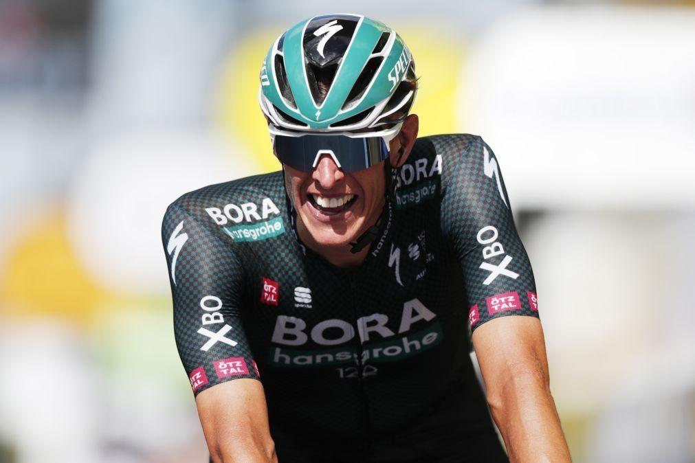 Nils Politt conquista Volta à Alemanha após última etapa ganha por Kristoff